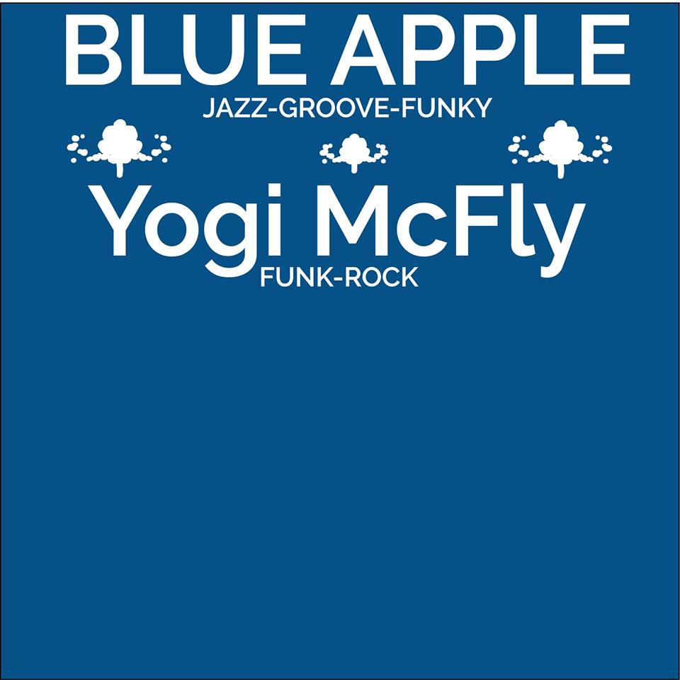 Blue Apple a Yogi McFly