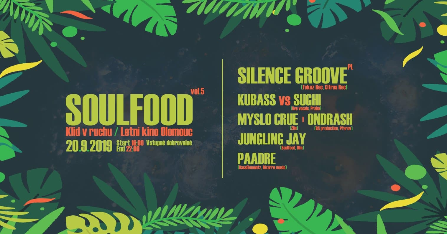 Soulfood vol. 5 w/ Silence Groove /PL/ & Kubass vs MC Sughi
