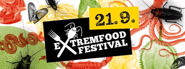 Extrem food a travel festival