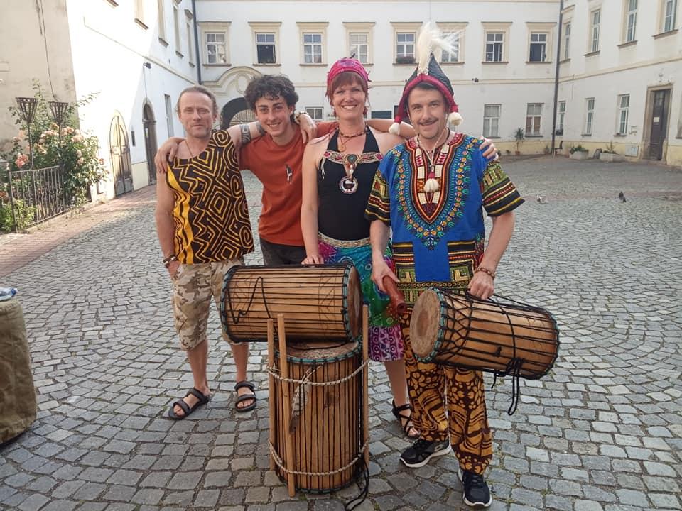 Sankofa - Rytmy Afriky