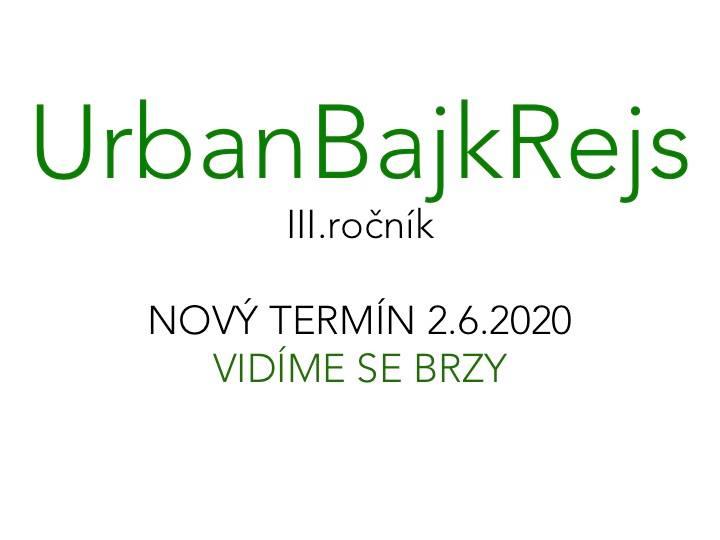 UrbanBajkRejs