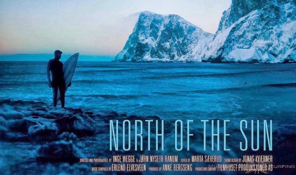 promítání filmu - Na sever od Slunce