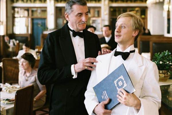 FILM - Obsluhoval jsem anglického krále