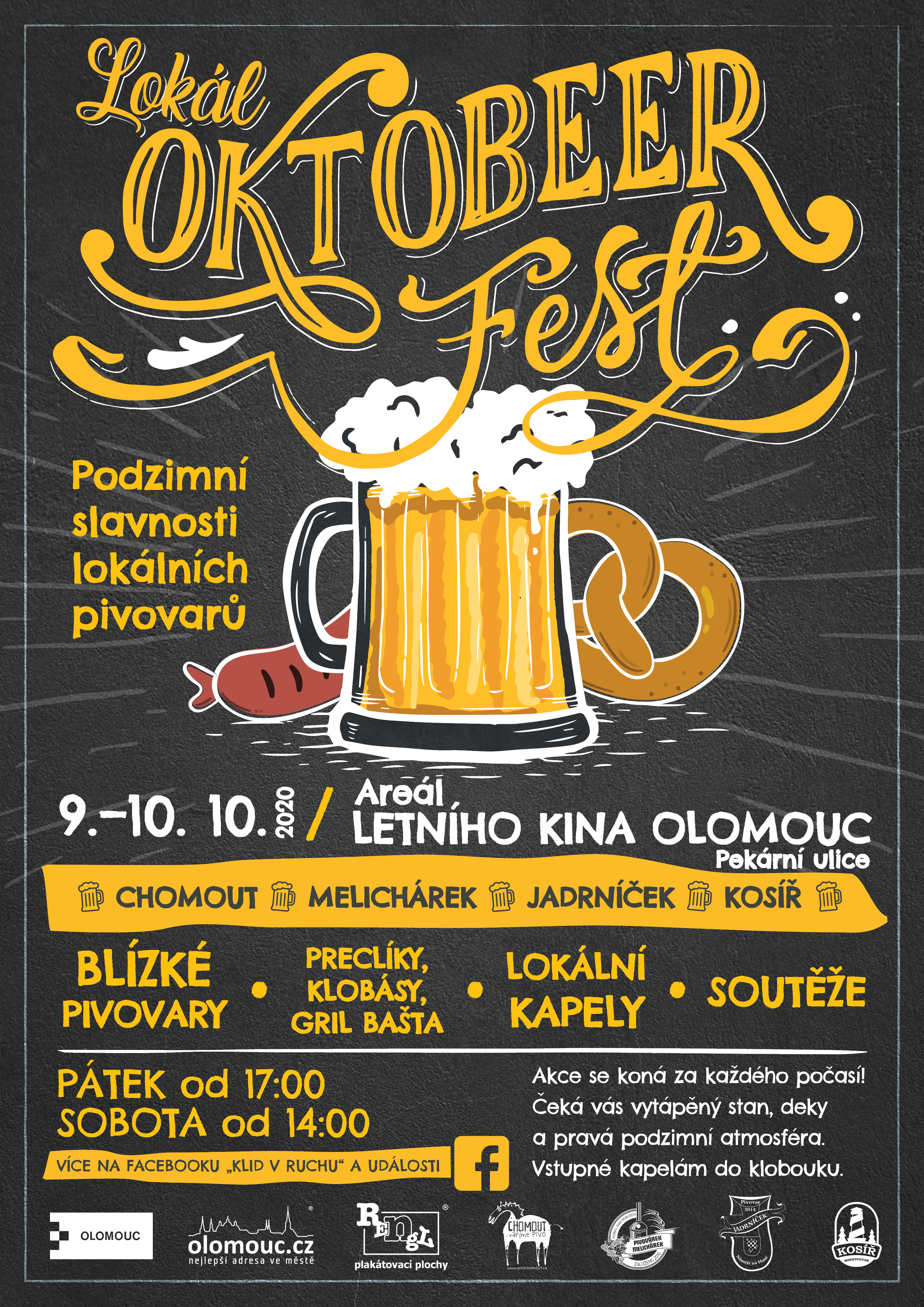 (ZRUŠENO) Lokál Oktobeer Fest 2020