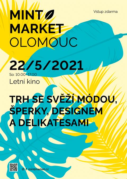 MINT Market Olomouc JARO