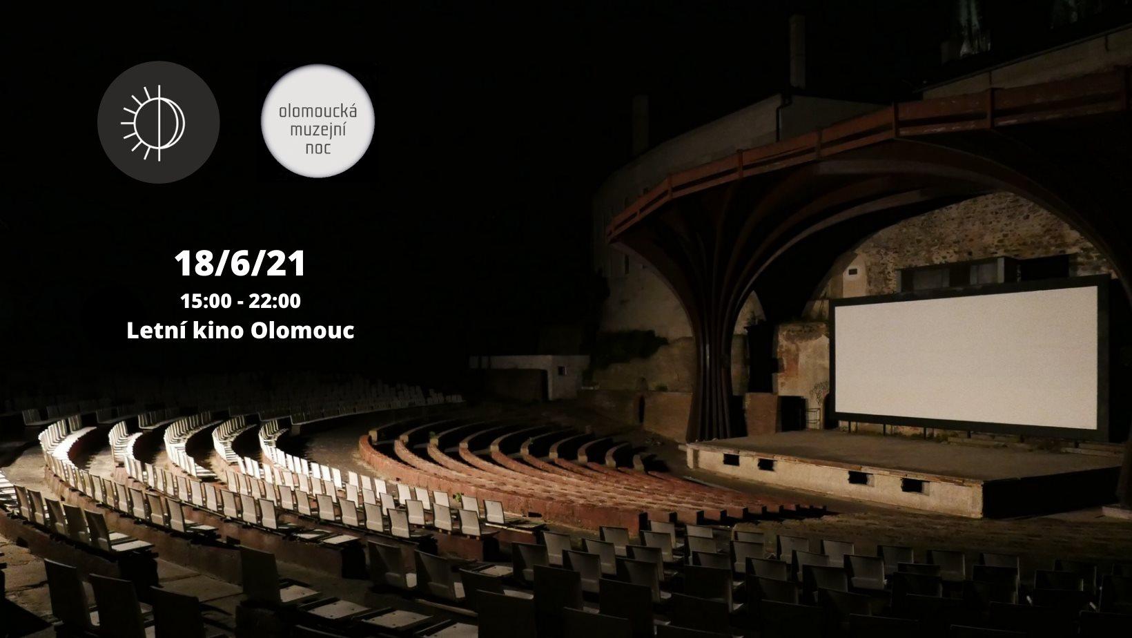 Olomoucká muzejní noc v Letním kině